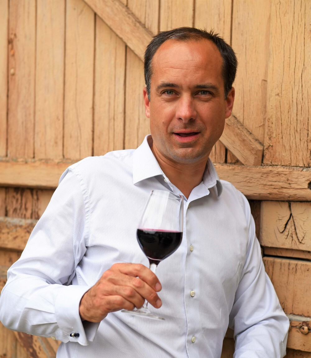 Talking Wine with Edouard Baijot MW