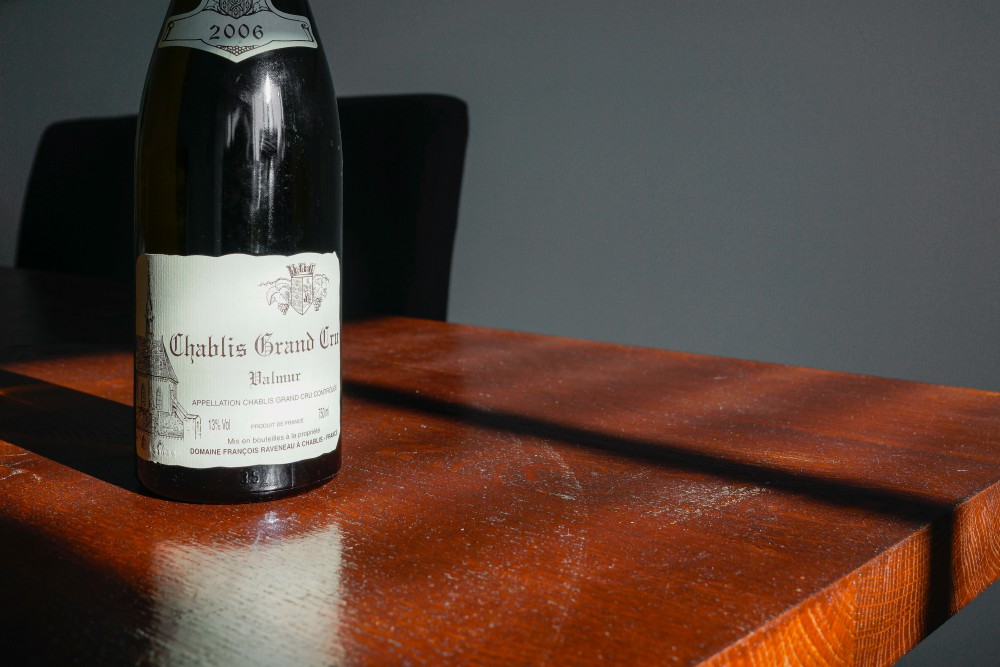Ending the summer with Chablis