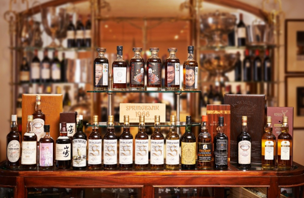 BEST OF WHISKIES