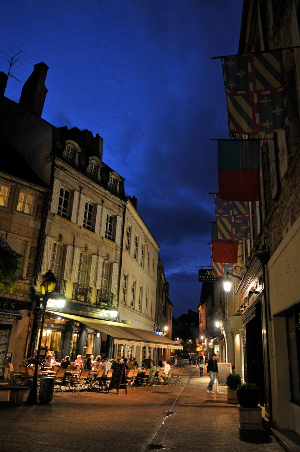 Culinary restaurants in Burgundy