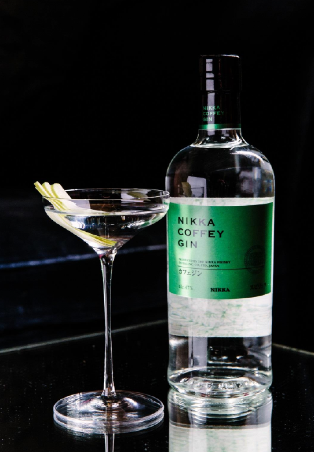Nikka Coffey Gin Cocktails