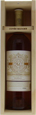 Chateau Coutet - Cuvee Madame 2003