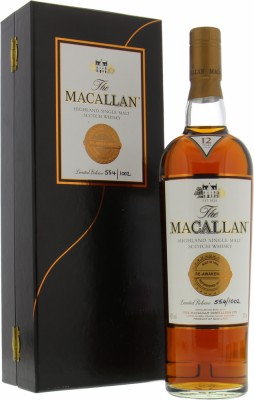 Macallan - 12 Years Old  Re-Awakening Limited Release 43% NV