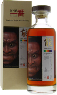 23 Years Old Noh Cask:7893 63.9%23 Years Old Noh Cask:7893 63.9%