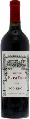 Chateau Eglise Clinet - Chateau Eglise Clinet 2008
