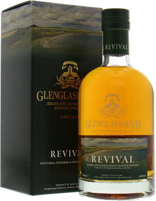 Glenglassaugh - Revival 46% NV