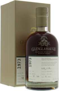 41 Years Old Rare Cask Release Batch 2 Cask 761 41.1%