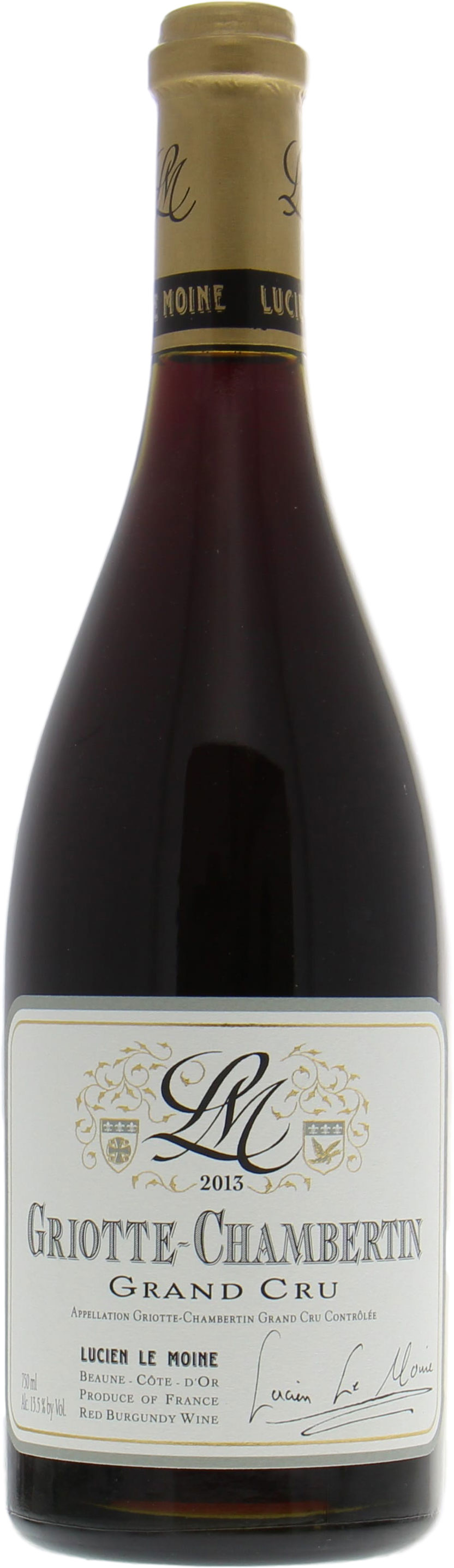 Lucien Le Moine - Griotte Chambertin 2013