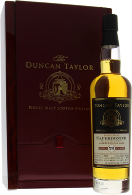 21 Years Old Duncan Taylor Cask:46220 54.5%