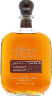 Reserve Groth Very Small Batch nr.1 45.1%