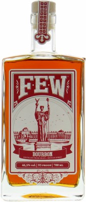 FEW Spirits - Few Bourbon Whiskey Batch 15-41 46.5% NV