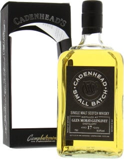 17 Years Old Cadenhead Small Batch 55.8%