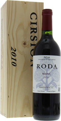 Bodegas Roda - Cirsion 2010