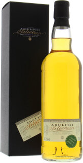 25 Years Old Adelphi Selection Cask:8643 57.2%