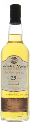 25 Years Old Valinch & Mallet Hidden Casks Collection Cask 152XX 57.5%Glen Grant -