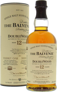 12 Years Old DoubleWood 40%