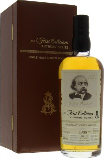 26 Years Old The First Editions Authors' Series No.5 Cask HL11490 56%26 Years Old The First Editions Authors' Series No.5 Cask HL11490 56%