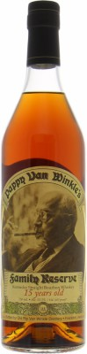 Pappy Van Winkle - 15 Year Old Family Reserve 53.5% NV