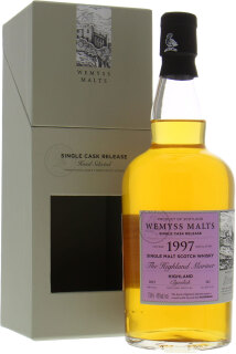 1997 The Highland Mariner Wemyss Malt 46%1997 The Highland Mariner Wemyss Malt 46%
