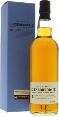 Glenborrodale - 8 Years Old Adelphi Batch 2 46% NV