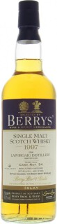 18 Years Old Berry's for Whisky Import Nederland Cask 54 50.2%