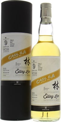 Caol Ila - 9 Years Old Eiling Lim 11th Release 51.2% 2006