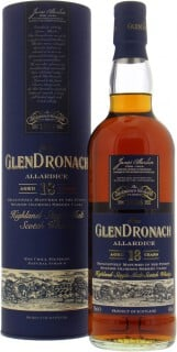 18 Years Old Allardice 46%18 Years Old Allardice 46%