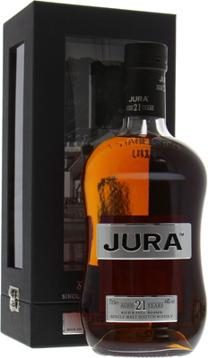 Jura - 21 Years Old 44% NV