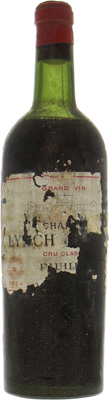 Chateau Lynch Bages - Chateau Lynch Bages 1934