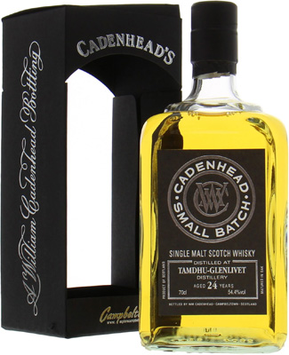 Tamdhu - 24 Years Old Cadenhead Small Batch 54.4% 1991