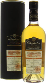 15 years Old Chieftain's Cask:11894 58.6%