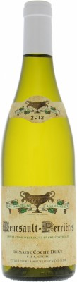 Coche Dury - Meursault Perrieres 2012