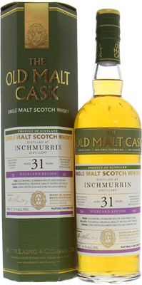 Inchmurrin - 31 Years Old Malt Cask HL12255 47.1% 1994