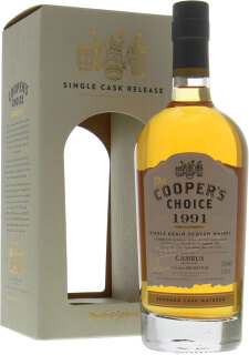 24 Years Old Cooper's Choice Cask:79877 51.5%