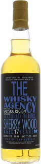 Speyside Region The Whisky Agency 50.3%