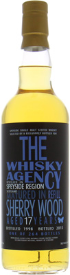 Speyside Region The Whisky Agency 50.3%The Whisky Agency -