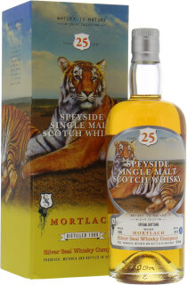 25 Years Old Silver Seal Wildlife Collection Cask 3911 52.4%