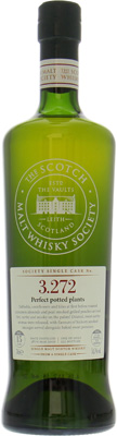 15 Years Old SMWS 3.272 Perfect potted plants 54.5%Bowmore -