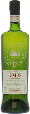 18 Years Old SMWS 29.185 Sweet dreams 51.9%Laphroaig -