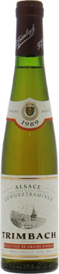Trimbach - Gewurztraminer Grains Nobles 1989