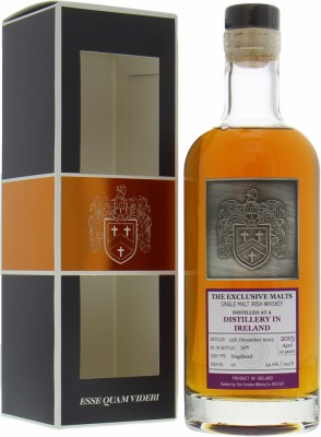 The Creative Whisky Company - 12 Years Old A Distillery in Ireland The Creative Whisky Company 52.6% 2003