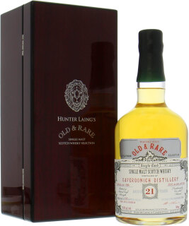 21 Years Old Platinum Selection cask HL15225 59.6%