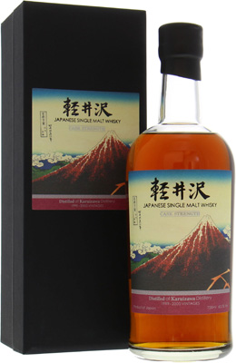 Karuizawa - 1999-2000 Vintages Cask Strength 4th Edition 60.1% 1999