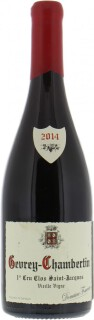 Domaine Fourrier  - Gevrey Chambertin Clos St Jacques 2014