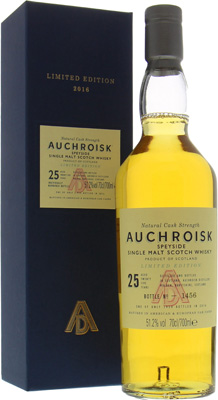 Auchroisk - 25 Years Old Diageo Special Release 2016 51.2% NV