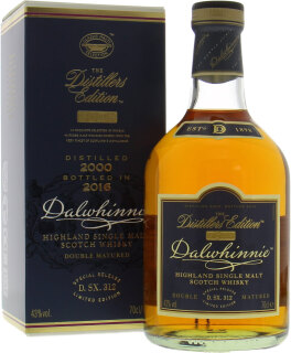 Distillers Edition 2016 43%Distillers Edition 2016 43%