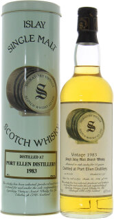 14 Years Old Signatory Vintage Cask:266 + 690 43%
