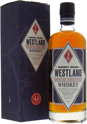 Westland Distillery - Sherry Wood 46% NV