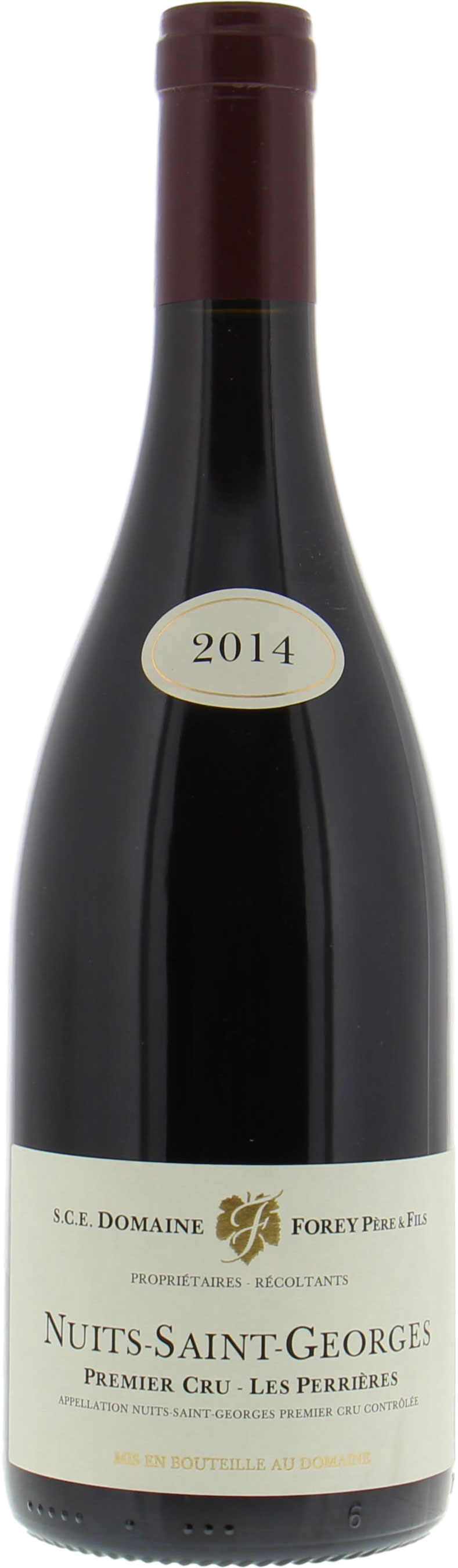 Domaine Forey Pere & Fils - Nuits St. Georges Perrieres 2014