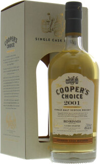 15 Years Old Cooper's Choice Cask:4710 46%